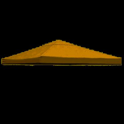 Telo di copertura ecru di Ricambio per Gazebo 3x3 mt con bordo airvent