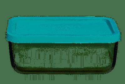 Frigoverre sistem rettangolare cm.26x21 bormioli porta pranzo contenitore
