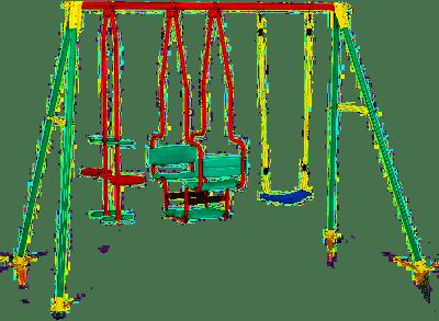 talena kiko 5 posti in acciaio 50 kg di portata 294 x 166 x h 200