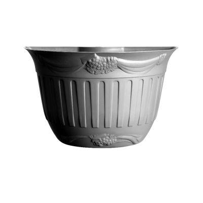 Bama Gerla Style vaso da parete vaso giardino colore antracite