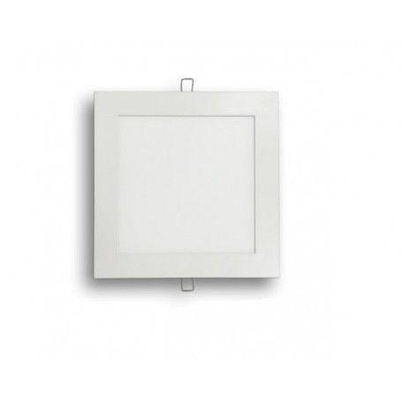 V-TAC SPOT LED QUADRATO 6W 6000K WHITE