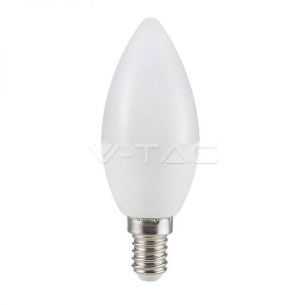 LED BULBS 6W VT-1855 4500K DAYWHITE